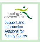 Caring with Confidence courses from Suffolk Family Carers